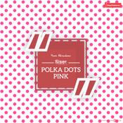 Siser EasyPatterns - Polka Dot Pink & White