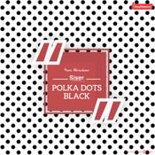 Siser EasyPatterns - Polka Dot Black & White