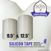 Rhinestone Application Tape - Silicon Adhesive Hot Fix Tape