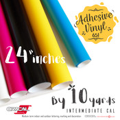 "ORACAL 651 Gloss, Crafting Adhesive Vinyl -  24""x10 Yards"