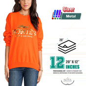 """Siser Metal - 20"""" x 12"""" Sheet"""