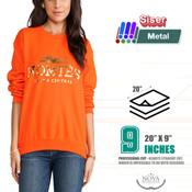 """Siser Metal - 20"""" x 9"""" Sheet"""