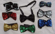 Bow tie sequined