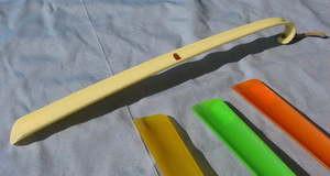 Off white, yellow, green, orange