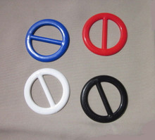 Tee shirt clip circle primary colors