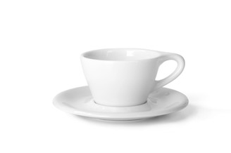 Lino Cappuccino Single 5 oz Cup & Saucer