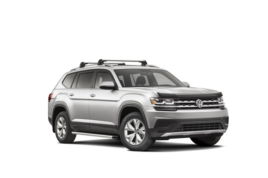 Vw Atlas Bug Deflector Volkswagen Accessories Shop