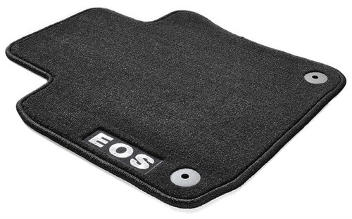 Vw Eos Carpeted Floor Mats Vw Accessories Shop
