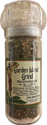 Garden Island Grind Seasoning 1.05 oz. Refillable Grinder