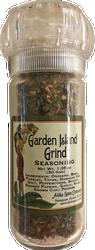Garden Island Grind Seasoning 1.05 oz. Refillable Grinder