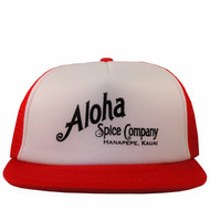 Red Aloha Spice Company Trucker Hat