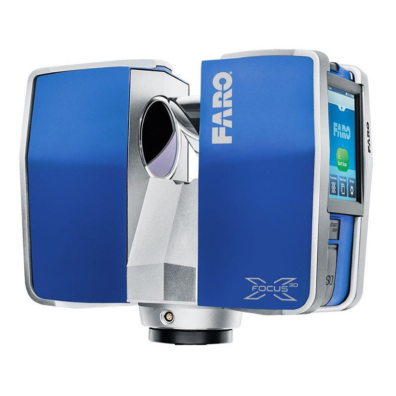 Faro X330 Laser Scanner Hire Sealand Survey And Safety