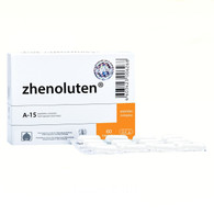 ZHENOLUTEN® for female reproductive system, 60pills/pack