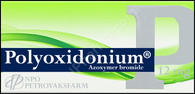 POLYOXIDONIUM® (aka Polyoxidonyi), 10pills/pack, 12mg/pill OR 5vials/pack, 6mg(5ml)/vial