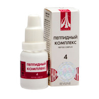 PEPTIDE COMPLEX 04 for the spine and joints, 10ml