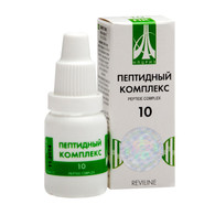 PEPTIDE COMPLEX 10 for the female reproductive system, 10ml