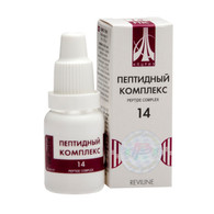 PEPTIDE COMPLEX 14 for veins, 10ml