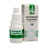 PEPTIDE COMPLEX 19 for weather dependency and migraine, 10ml