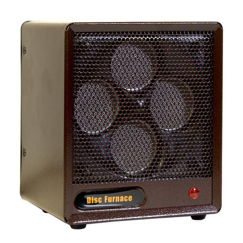 Comfort Glow Bdisc6 Original Brown Box Ceramic Disc Heater