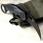 Fox 479KT Kryptek Typhon Folding Karambit - Emerson Wave (FX479KT)