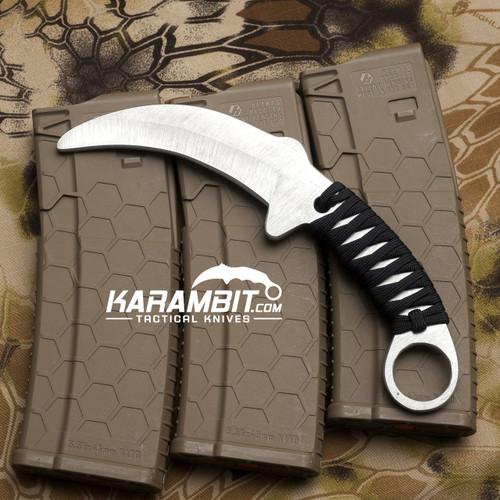 "Large Training Karambit w/4.0"" blade"