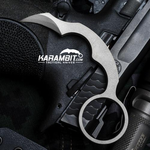 The Max Venom Karambite Last Ditch Neck Knife