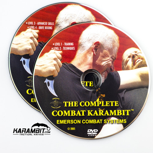 Emerson Knives - Combat Karambit Training DVD