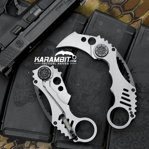 Mantis MK-3vXb Encore Folding Karambit