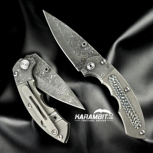 James Coogler's Damascus Harrissi XL Prototype