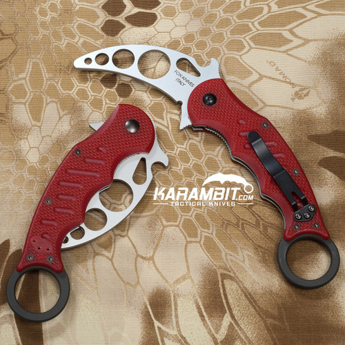 Fox Red G10 Trainer + DVDPkg