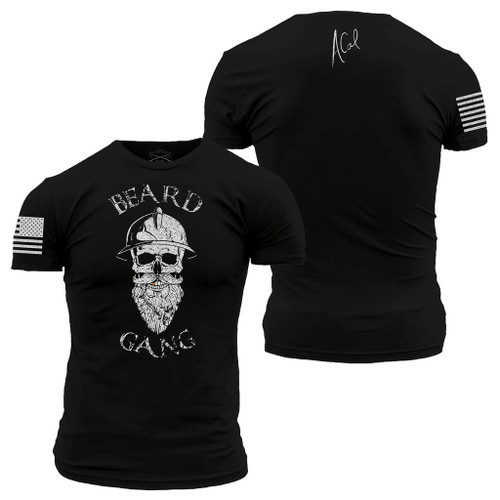 Beard Gang T-shirt (GSPS4367)