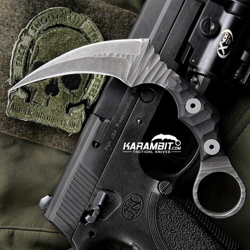 James Coogler's Rockfaced Juggernaut Karambit (JCooglerRckfcdJuggrKbit)
