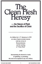 Clean Flesh Heresy