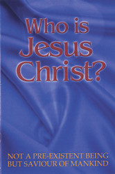 H57. Who Is Jesus Christ?