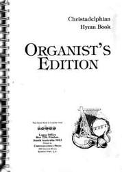 Hymn Book 1932  - Organist Edition