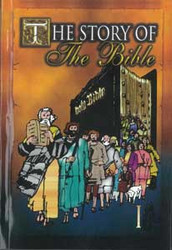 The Story of the Bible - Volume 1 soft cover