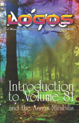 Logos Vol 81, No 1 - October 2014