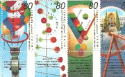 Stamp – Illustration of Scientific Concepts stamps