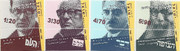 Stamp – Political Journalists stamps