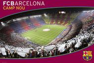 BARCELONA FC Nou Camp Stadium- Evening Poster 2015/16-#282
