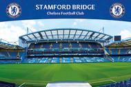 CHELSEA STAMFORD BRIDGE STADIUM Official Soccer Poster-#940