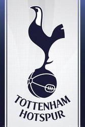 TOTTENHAM HOTSPURS CREST Official Soccer  Poster-#845