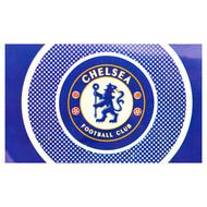 CHELSEA FC BULLSEYE Style Licensed Flag 5' x 3'