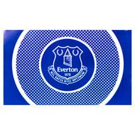 EVERTON FC BULLSEYE Style Licensed Flag 5' x 3'
