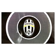 JUVENTUS FC BULLSEYE  Style Licensed Flag 5' x 3'