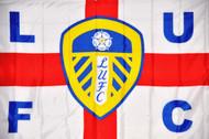 LEEDS UNITED  Style Licensed Flag 5' x 3'