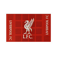 LIVERPOOL FC PLAZA  Style Licensed Flag 5' x 3'