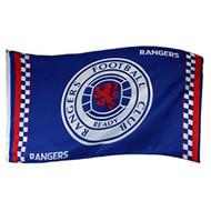 RANGER FC  Style Licensed Flag 5' x 3'