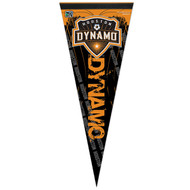 "HOUSTON DYNAMO FC Premium Style Fan Pennant 12""x 30"""