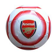 ARSENAL PANEL CREST Licensed Soccer Ball Size 5